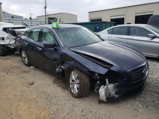 Infiniti M37 salvage cars for sale: 2011 Infiniti M37