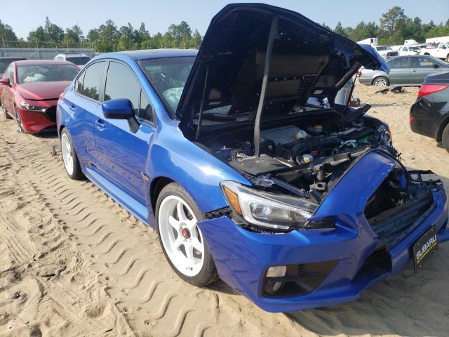 Subaru WRX salvage cars for sale: 2016 Subaru WRX
