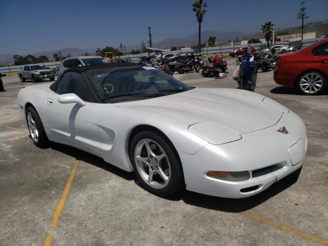 Chevrolet Corvette salvage cars for sale: 1998 Chevrolet Corvette