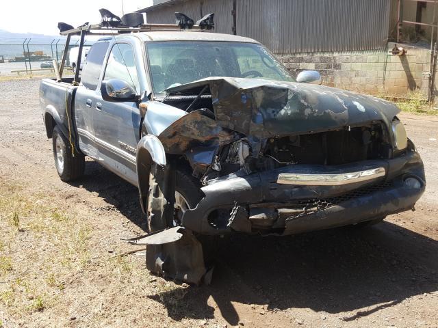 Toyota Vehiculos salvage en venta: 2005 Toyota Tundra ACC