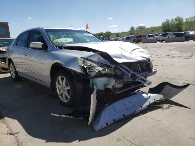 Honda Accord salvage cars for sale: 2003 Honda Accord