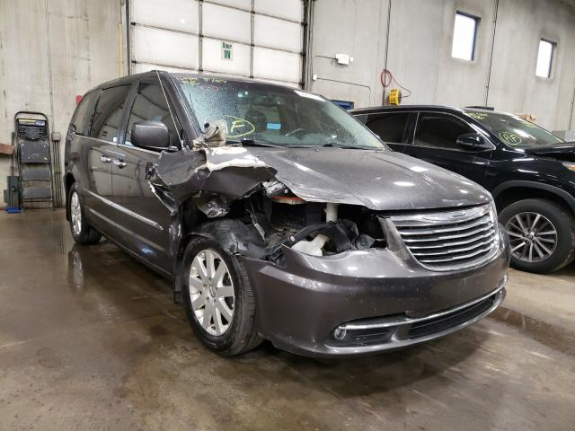 Chrysler salvage cars for sale: 2015 Chrysler Town & Country