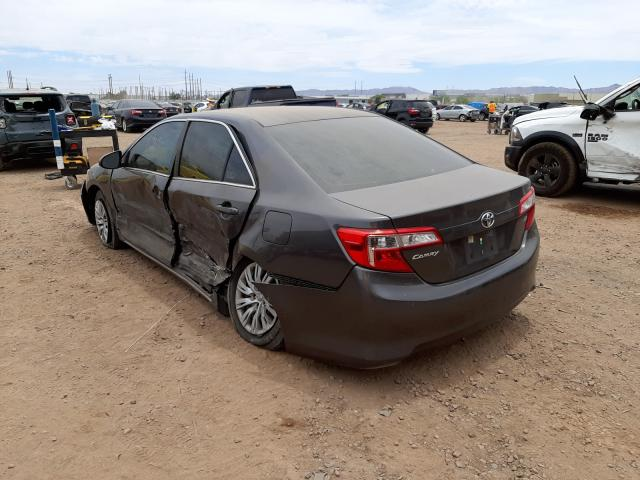2012 TOYOTA CAMRY BASE 4T4BF1FK3CR186928