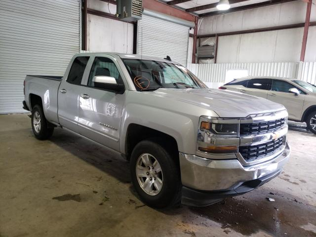 Salvage cars for sale from Copart Lufkin, TX: 2018 Chevrolet Silverado