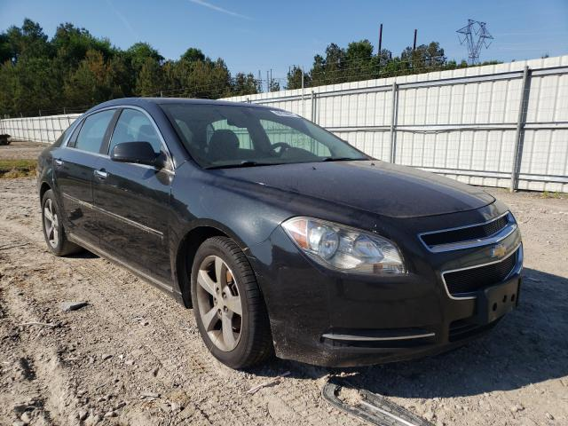 Salvage cars for sale from Copart Charles City, VA: 2012 Chevrolet Malibu 2LT
