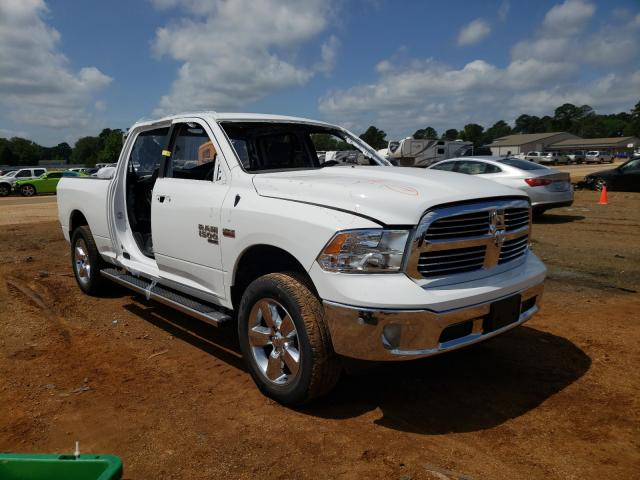 Salvage cars for sale from Copart Longview, TX: 2019 Dodge RAM 1500 Class