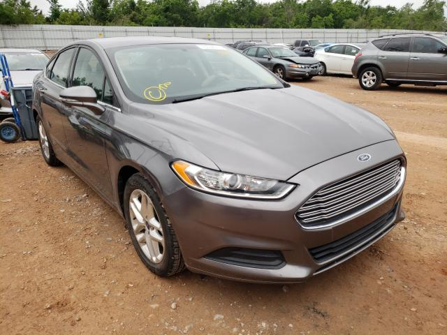 Salvage 2013 FORD FUSION - Small image. Lot 43938621