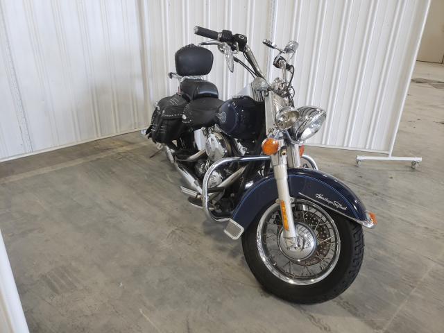 Harley-Davidson salvage cars for sale: 2006 Harley-Davidson Flstci