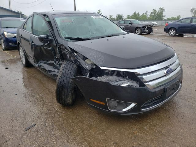 Salvage 2011 FORD FUSION - Small image. Lot 45096061