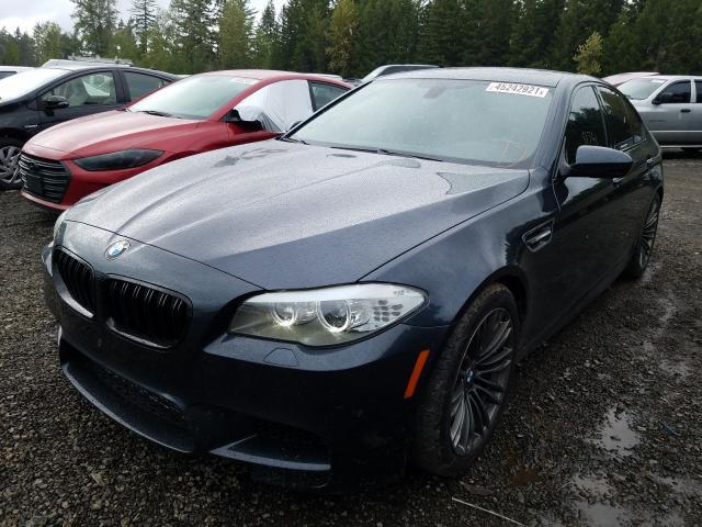 BMW M5 2013 1
