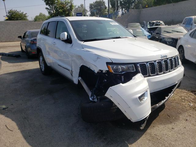 Salvage cars for sale from Copart Colton, CA: 2021 Jeep Grand Cherokee