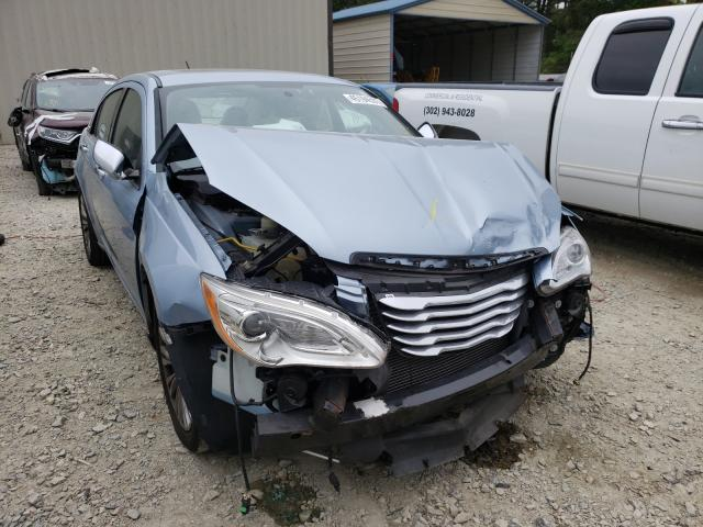 2012 Chrysler 200 Limited for sale in Seaford, DE