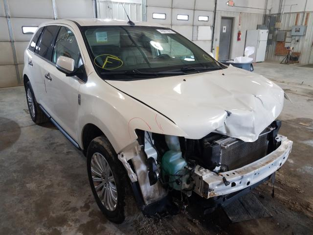 Salvage cars for sale from Copart Columbia, MO: 2013 Lincoln MKX