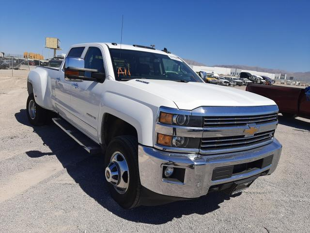 Salvage cars for sale from Copart Las Vegas, NV: 2016 Chevrolet Silverado