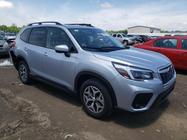 Vehiculos salvage en venta de Copart Louisville, KY: 2021 Subaru Forester P