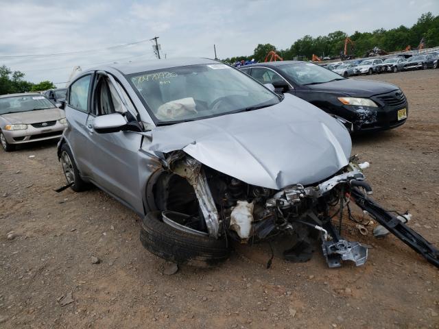 Salvage cars for sale from Copart Hillsborough, NJ: 2020 Honda HR-V LX