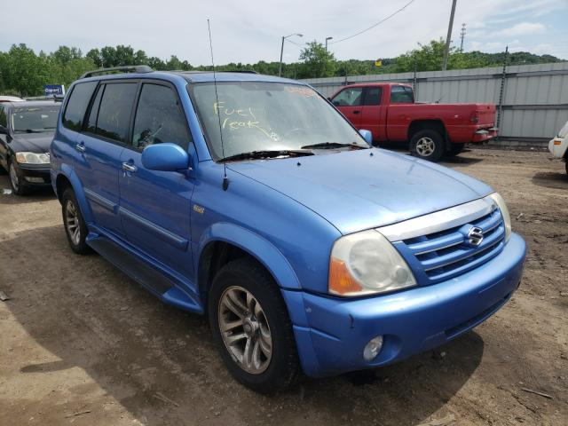 Suzuki salvage cars for sale: 2004 Suzuki XL7 EX