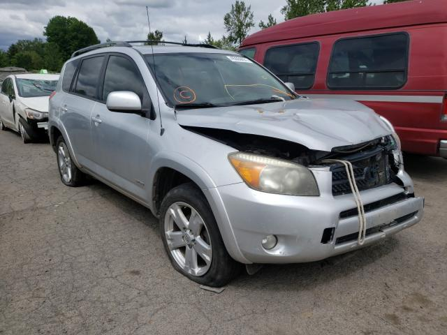 Salvage cars for sale from Copart Portland, OR: 2006 Toyota Rav4 Sport