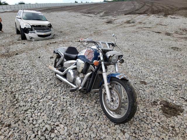 Salvage cars for sale from Copart Earlington, KY: 2004 Honda VTX1300 C