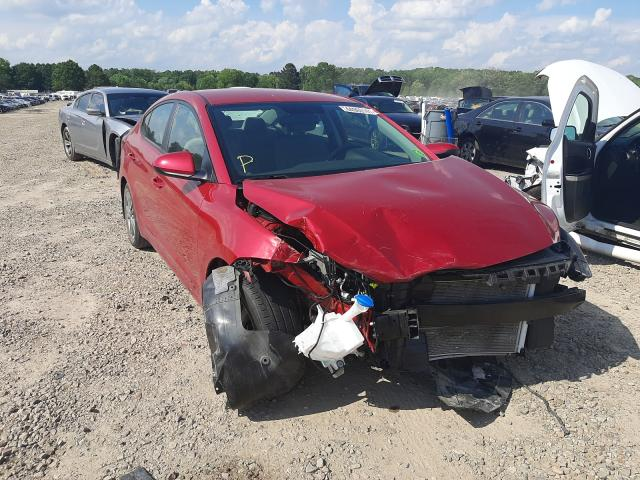 Salvage cars for sale from Copart Conway, AR: 2018 Hyundai Elantra SE