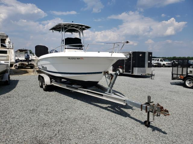 Salvage cars for sale from Copart Lumberton, NC: 1997 Wells Cargo Boat
