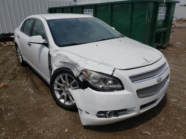 Vehiculos salvage en venta de Copart Louisville, KY: 2011 Chevrolet Malibu LTZ