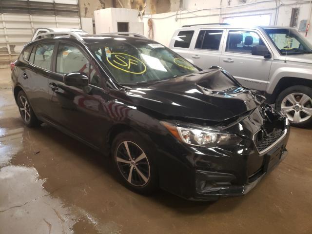 Salvage cars for sale from Copart Casper, WY: 2019 Subaru Impreza PR