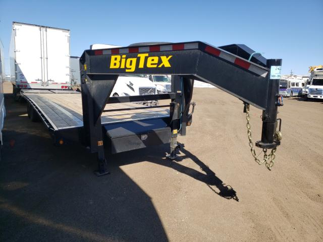Big Dog salvage cars for sale: 2021 Big Dog BIG TEX 14