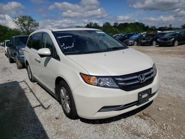 2016 Honda Odyssey EX for sale in Des Moines, IA
