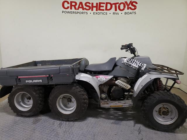 Salvage cars for sale from Copart Dallas, TX: 1989 Polaris Trailboss