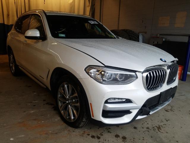 BMW salvage cars for sale: 2018 BMW X3 XDRIVE3