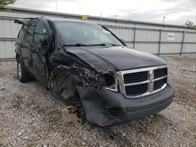 Salvage cars for sale from Copart Walton, KY: 2008 Dodge Durango SX