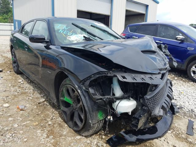 Salvage cars for sale from Copart Ellenwood, GA: 2019 Dodge Charger R