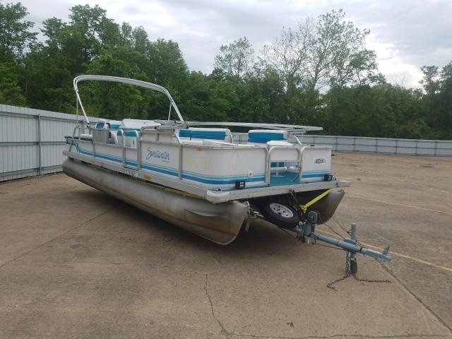 Godfrey salvage cars for sale: 1994 Godfrey Boat With Trailer