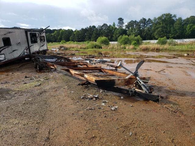 Vehiculos salvage en venta de Copart Longview, TX: 2001 Keystone Travel Trailer