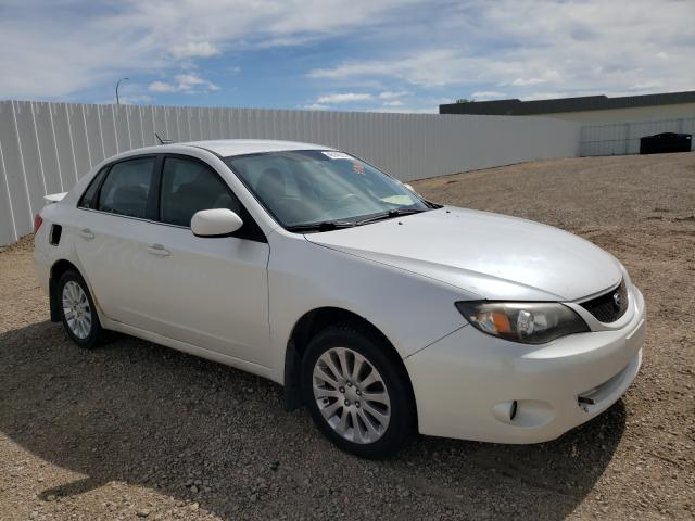 Salvage cars for sale from Copart Bismarck, ND: 2008 Subaru Impreza 2