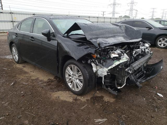 Salvage cars for sale from Copart Elgin, IL: 2015 Lexus ES 350