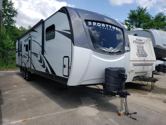 KZ salvage cars for sale: 2021 KZ Sporttrek