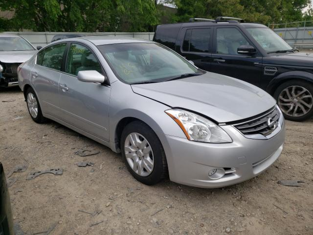 Salvage cars for sale from Copart North Billerica, MA: 2010 Nissan Altima Base