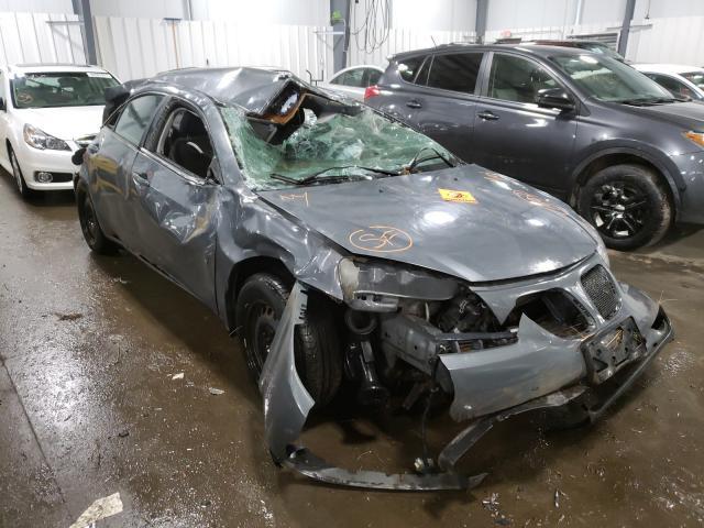 Vehiculos salvage en venta de Copart Ham Lake, MN: 2008 Pontiac G6 Value L