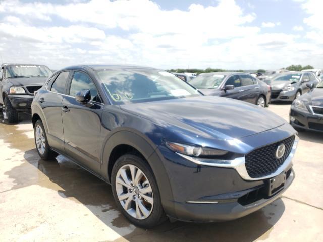 Vehiculos salvage en venta de Copart Grand Prairie, TX: 2021 Mazda CX-30 Sele
