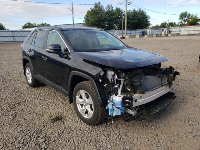 Salvage cars for sale from Copart New Britain, CT: 2020 Toyota Rav4 XLE