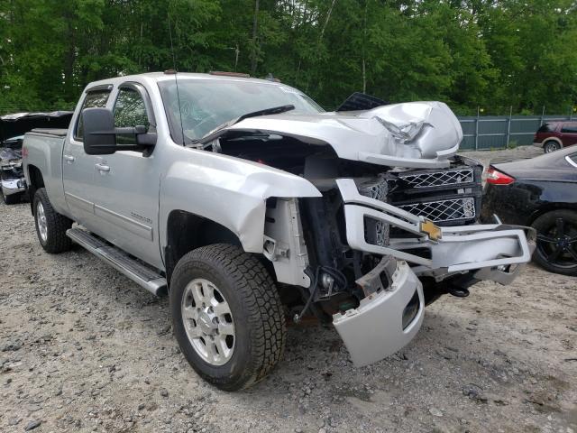 2013 Chevrolet Silverado en venta en Candia, NH