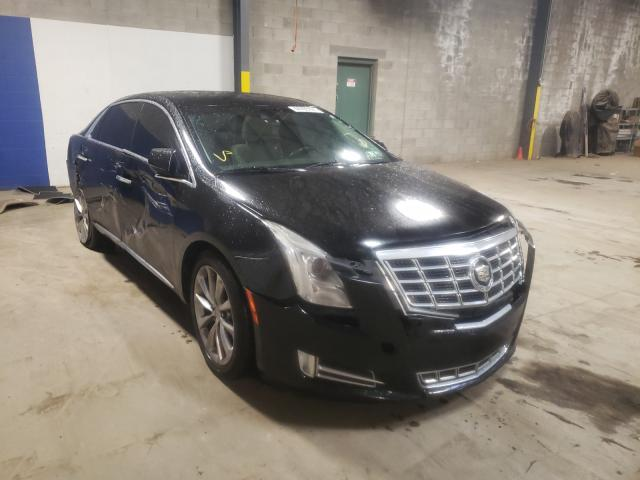 Salvage cars for sale from Copart Chalfont, PA: 2013 Cadillac XTS Luxury