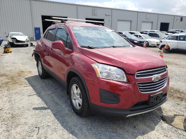 Salvage 2015 CHEVROLET TRAX - Small image. Lot 44499051