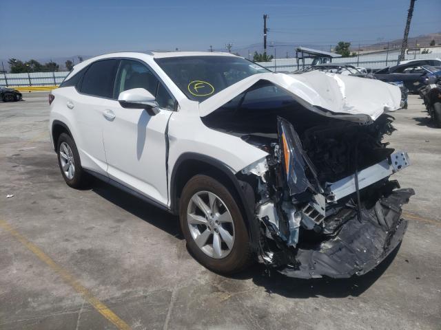 Lexus Vehiculos salvage en venta: 2016 Lexus RX 350