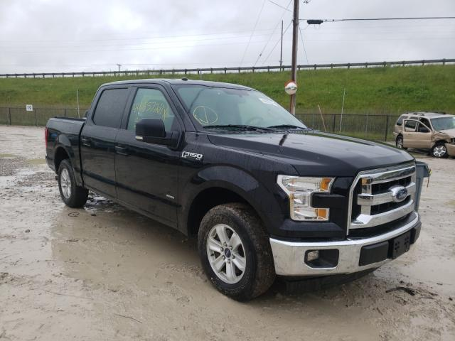 Salvage cars for sale from Copart Northfield, OH: 2017 Ford F150 Super