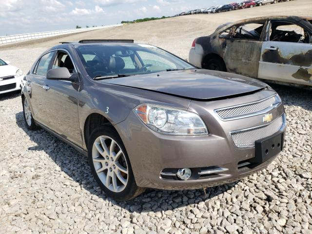 Salvage cars for sale from Copart Earlington, KY: 2012 Chevrolet Malibu LTZ