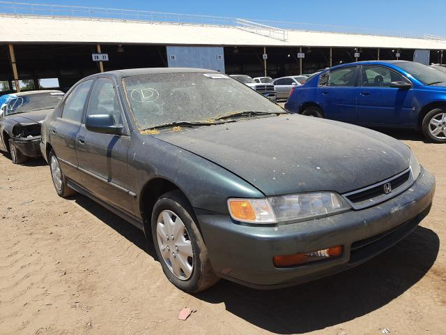 Salvage cars for sale from Copart Phoenix, AZ: 1997 Honda Accord LX