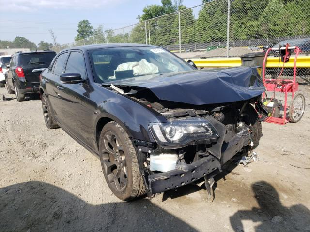Salvage cars for sale from Copart Waldorf, MD: 2018 Chrysler 300 S